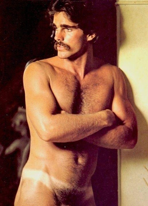 David White, Playgirl, 1976