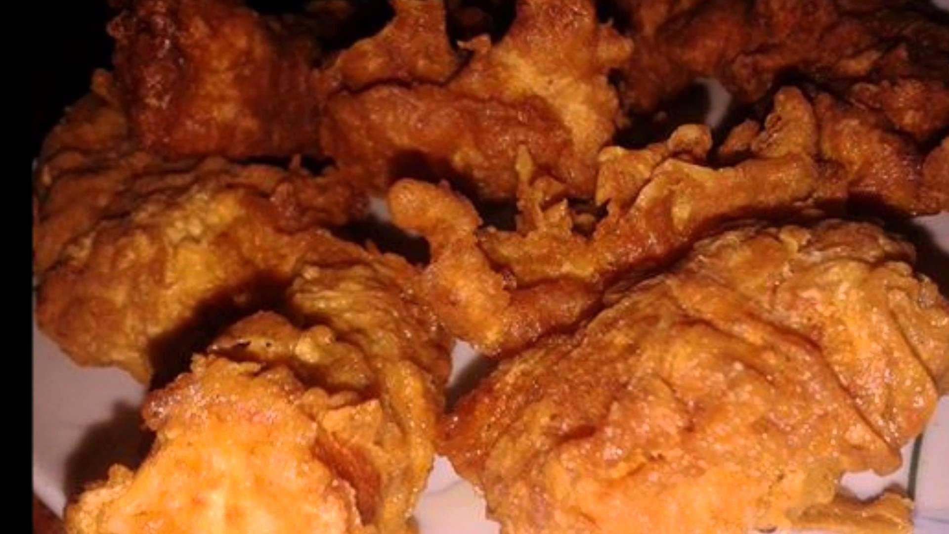 طريقة عمل دجاج كنتاكي Food Chicken Meat
