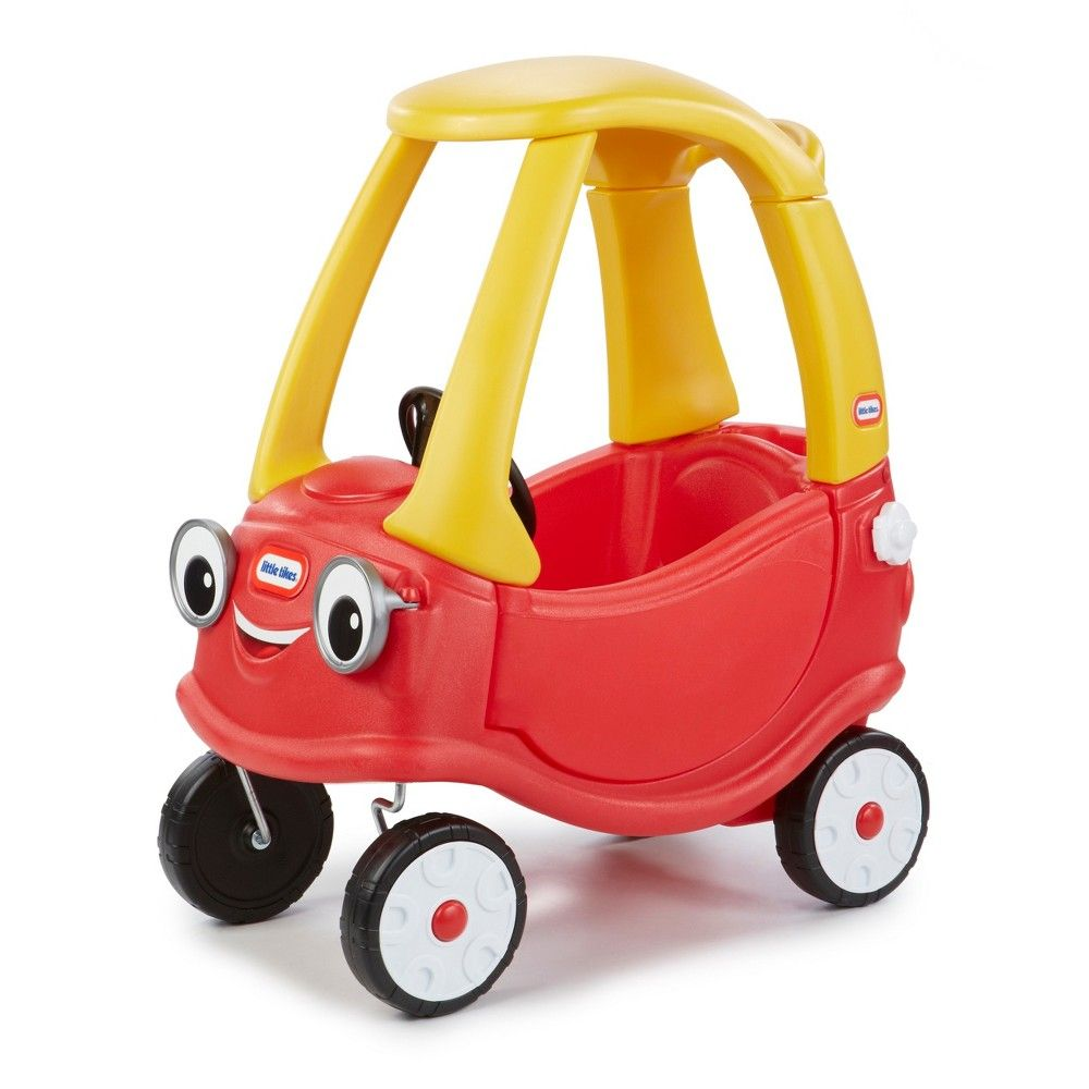 Little Tikes Cozy Coupe In 2020 Cozy Coupe Little Tikes Riding Toys