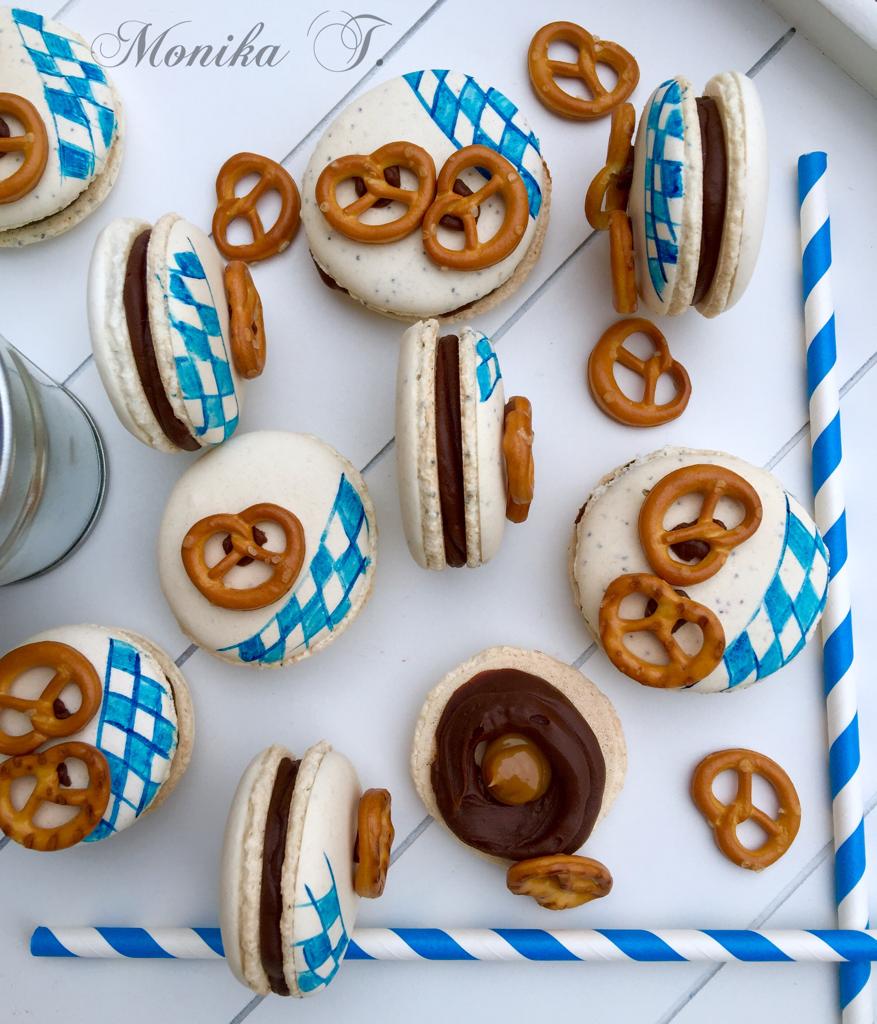 Oktoberfest-Macarons – Monika Triebenbacher – Süßes Handwerk