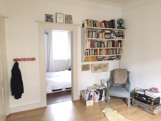 Wohnzimmer In Schöner Altbauwohnung Im Stuttgarter Westen. #Stuttgart  #Westen #Altbauwohnung #Wohnzimmer