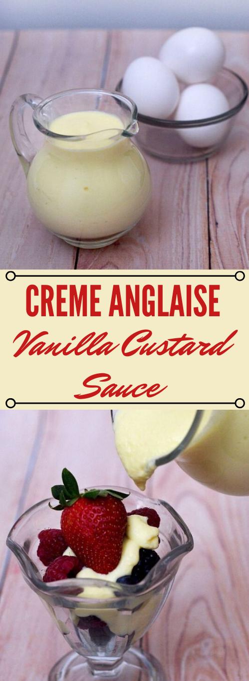 CREME ANGLAISE healthydiet creamy sugar paleo easy