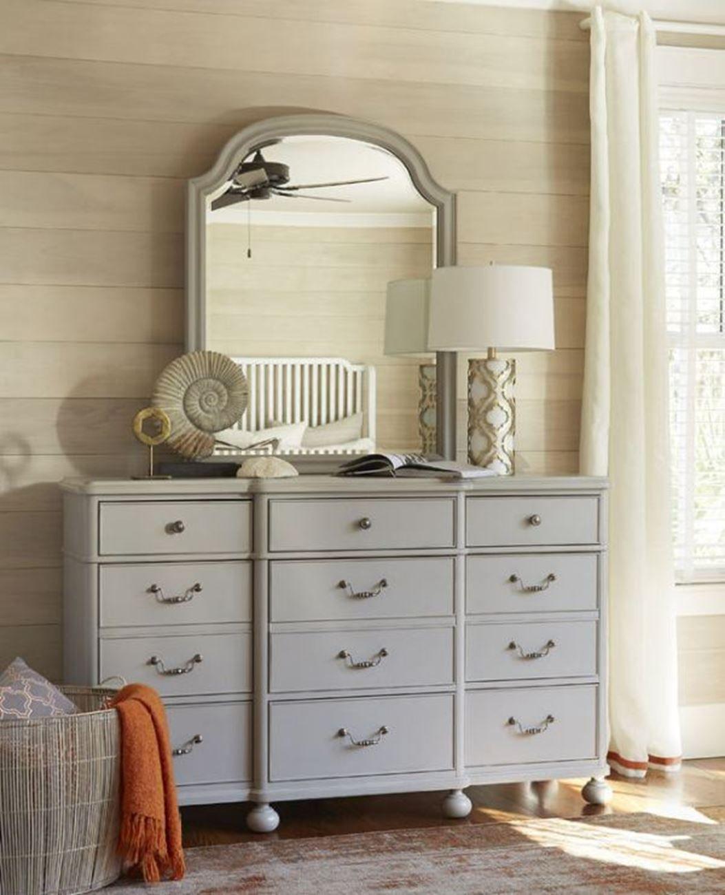 Picture of Paula Deen Dogwood Cobblestone Dresser
