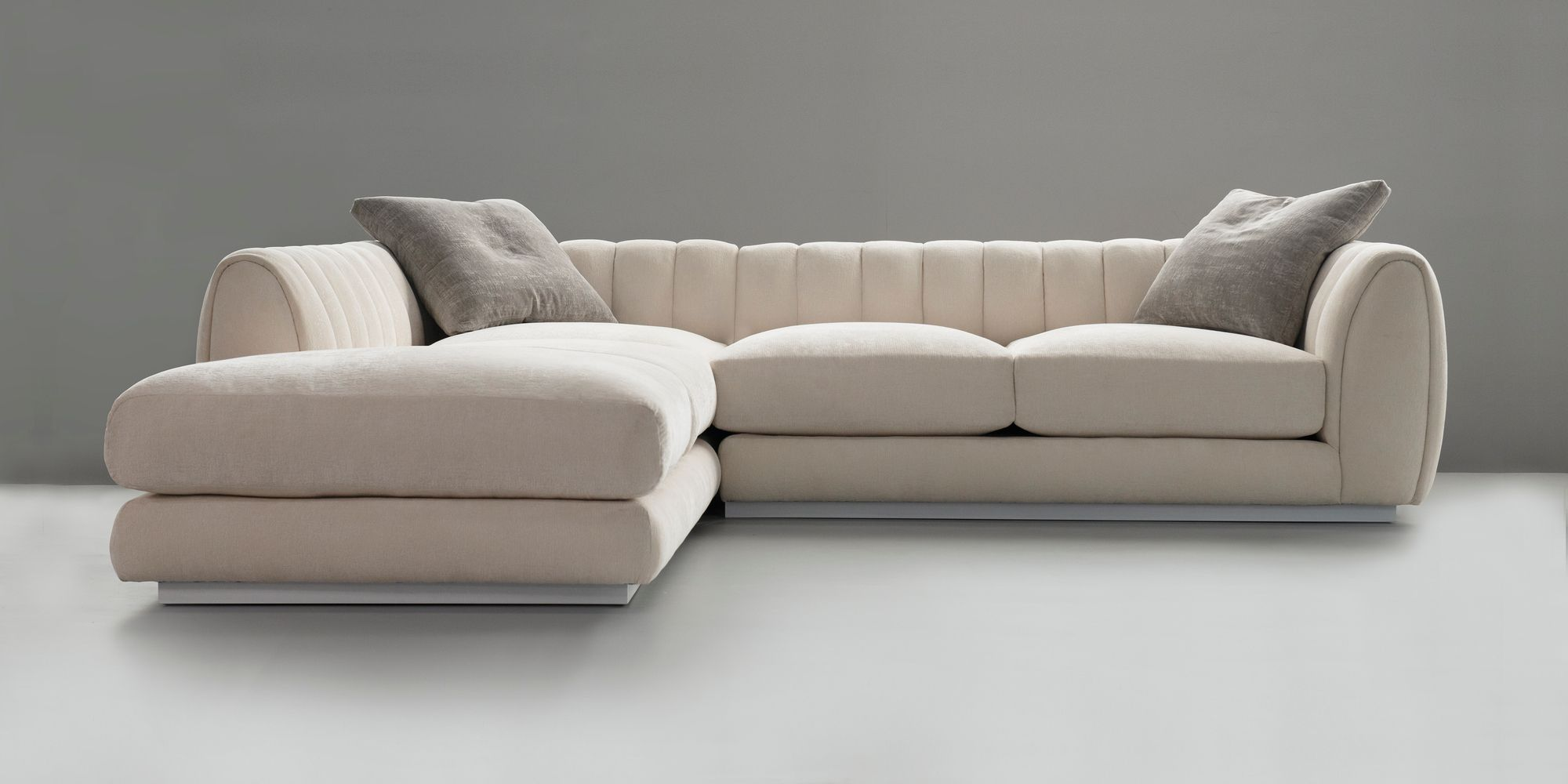 Michel In 2020 Deep Seated Sectional Sectional Elegant Sofa