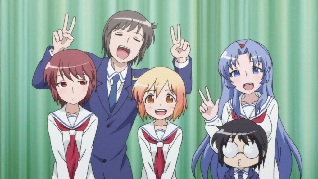 Kotoura San :) | Anime, Anime shows, Kotoura