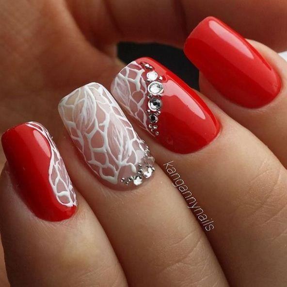 Маникюр   Видео уроки   Art Simple Nail   unghie   Bridal ...