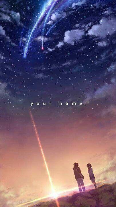 Kimi No Na Wa Your Name Phone Wallpaper Lock Screen Tachibana
