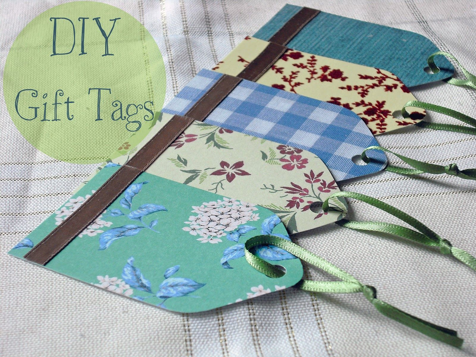 How To Make Home Made Gift Tages Gift Tags Diy Gift Tags Wallpaper Crafts