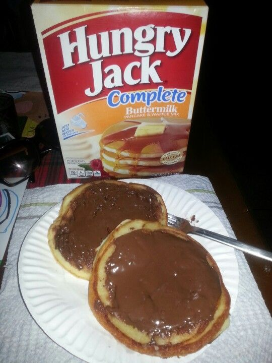 Nutella pancakes yum super easy i use hungry jack complete pke nutella pancakes yum super easy i use hungry jack complete pke ccuart Gallery