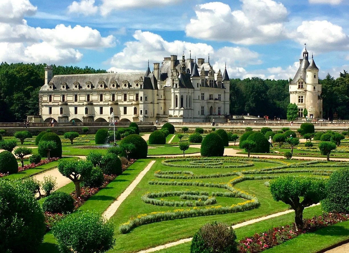 Chateau De Chenonceau Chenonceaux France By 6 Degrees Of