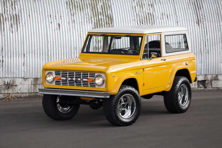 1969 Ford Bronco Kindig It Design Fyr