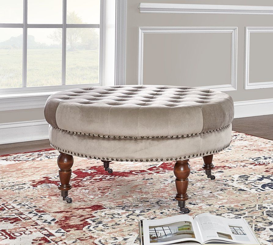 Strange Jonesville Tufted Cocktail Ottoman In 2019 Theres No Alphanode Cool Chair Designs And Ideas Alphanodeonline