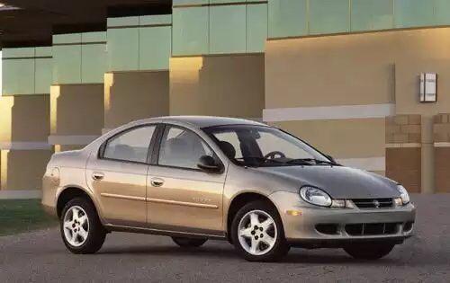 1999 2000 2001 Chrysler Neon