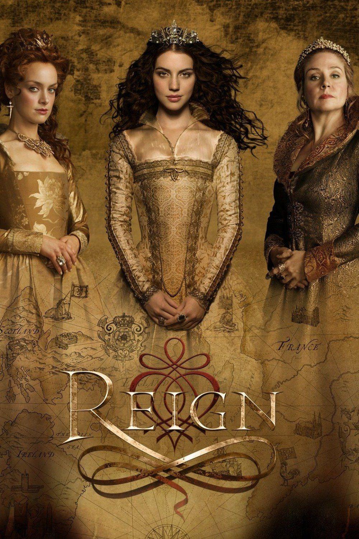 Reign Season 4 On Netflix: Películas Completas, Ver