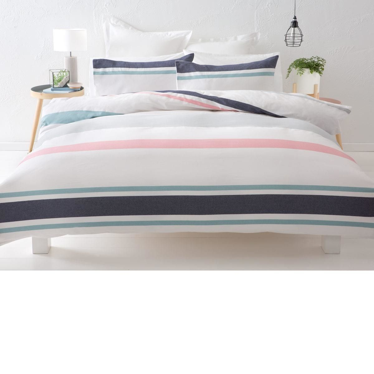 Nelson Quilt Cover Set - Double Bed | Kmart | Daughter's Bedroom ... : kmart quilts - Adamdwight.com