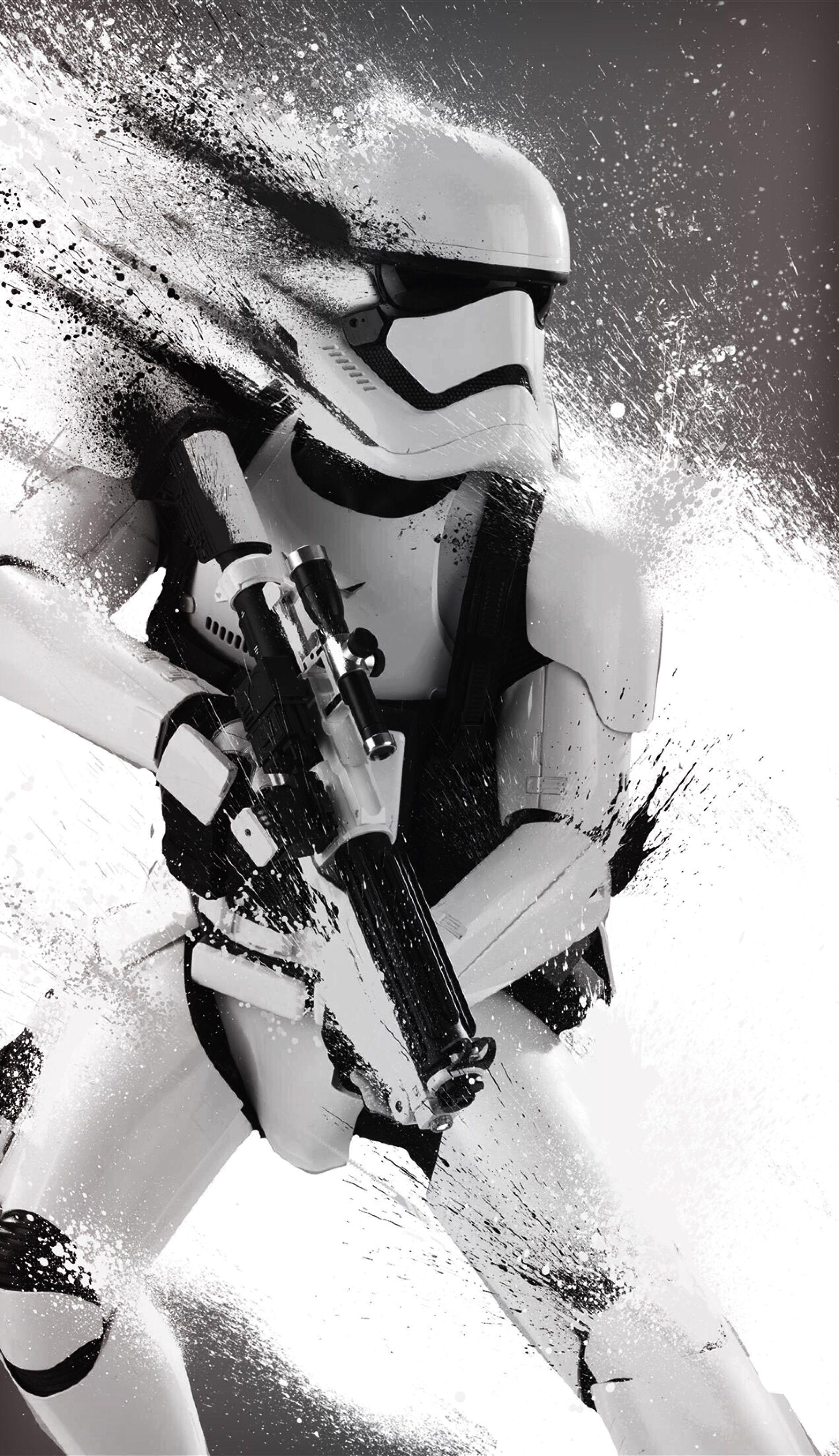Amazing Stormtrooper Wallpaper Star wars poster, Star