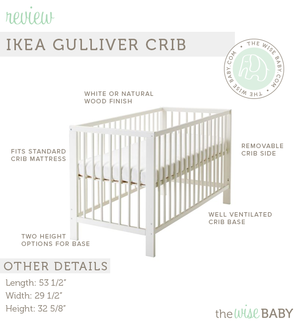 Ikea Gulliver Crib Review Ikea Baby Room Ikea Crib Ikea