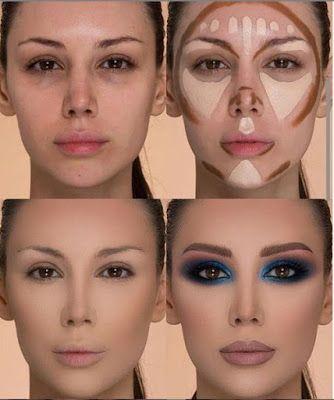 makeup beauty with images  highlighter makeup makeup