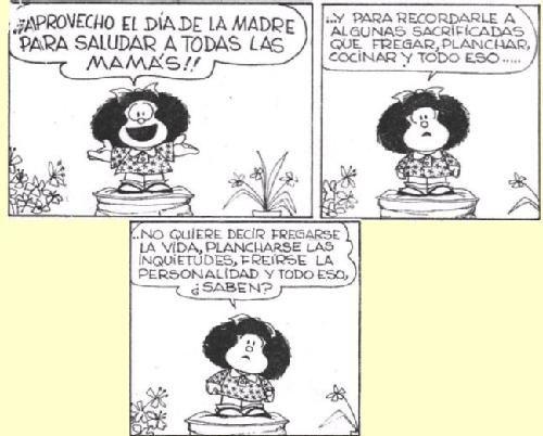 Fotolog Magazine 2020 Mafalda Día De La Mama Feliz Día