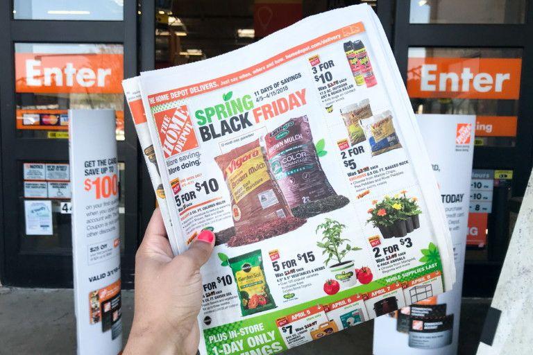 38 Home Depot Sale Hacks You'll Regret Not Knowing in 2020
