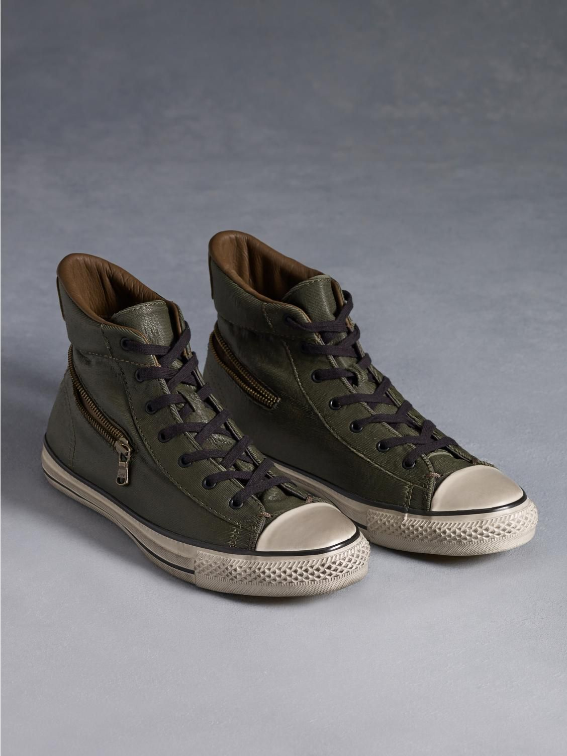 2ea0eb6a899c Chuck Taylor All Star Back Zip High Top - John Varvatos