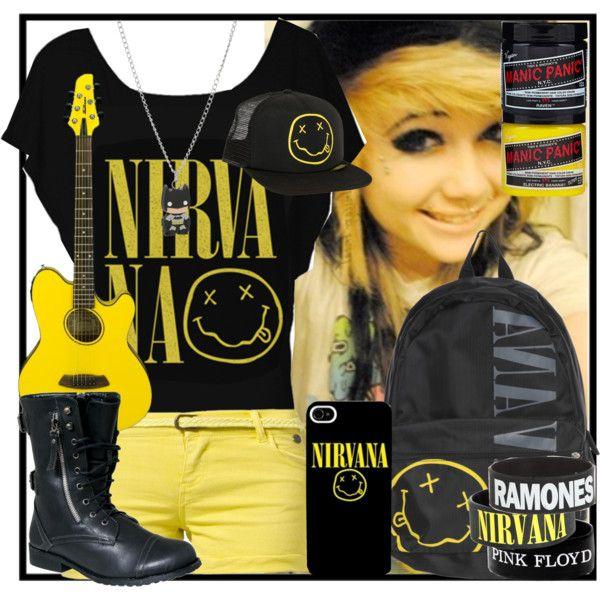 """Nirvana!"" by designergirl2000 on Polyvore"