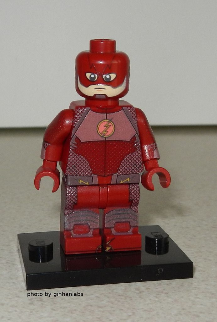 Tv Flash Dc SeriesBy Ginhanlabs Lego Jeu Jouet tsrdQh