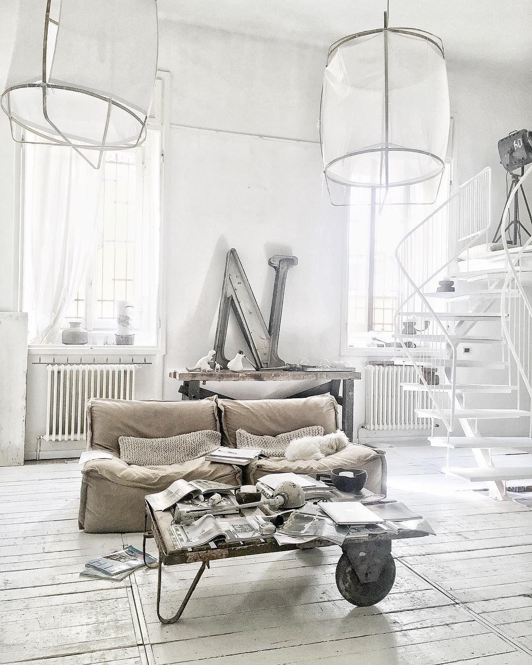 Loft pinterest sal n decoraci n hogar y decoraci n de interiores - Pinterest decoracion hogar ...