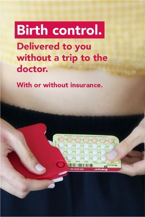 Get Birth Control Delivered to you, without an in person ...