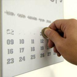 Scratchers Calendar