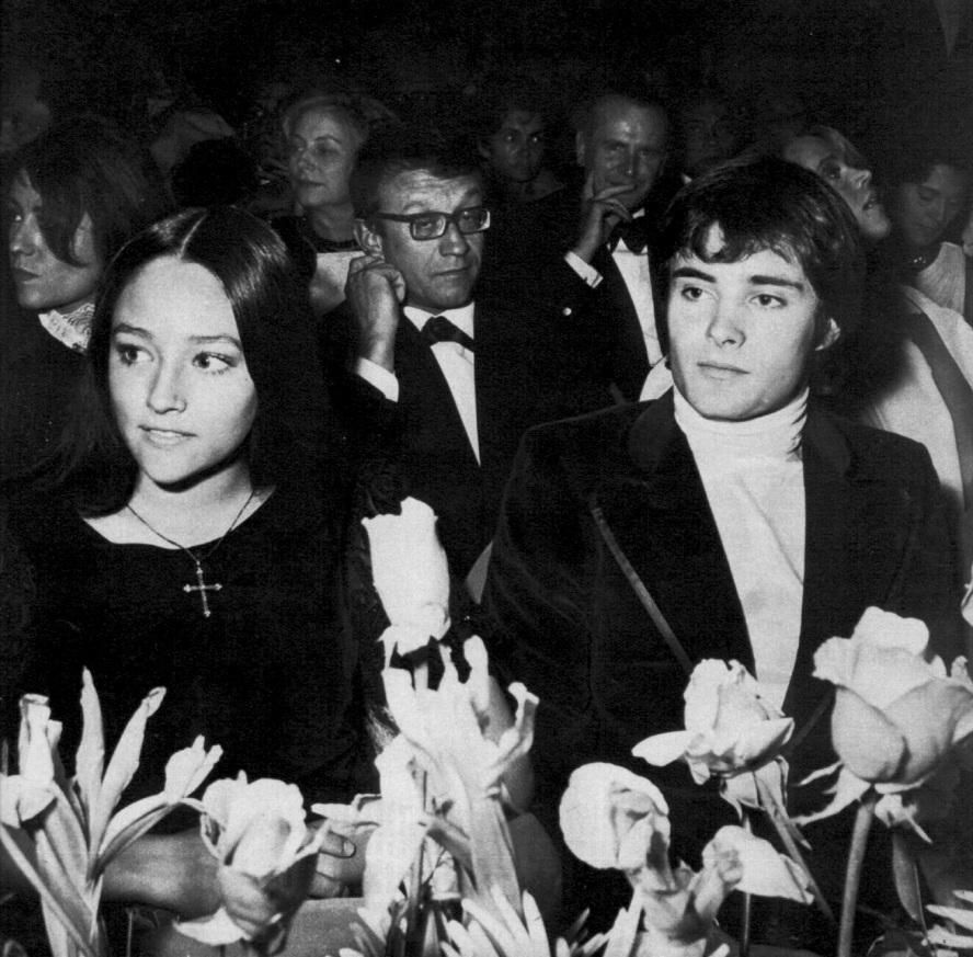 And Whiting Olivia Hussey Relationship Leonard