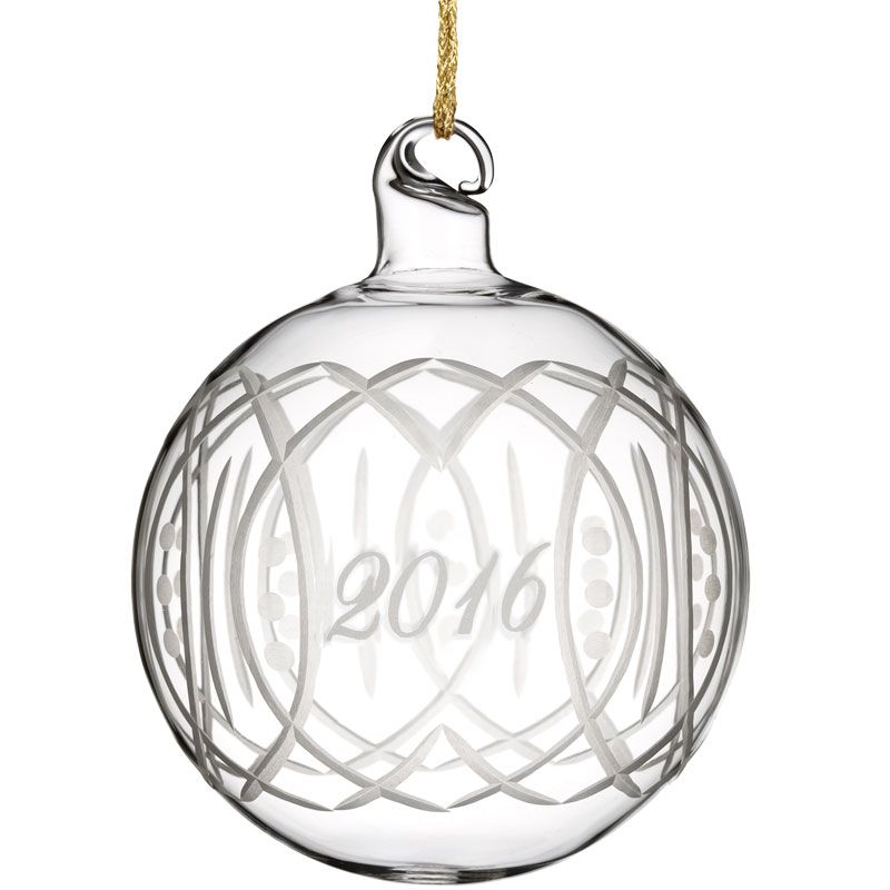 Decorative Christmas Ball Ornaments 2016 Marquis Annual Christmas Ball  Waterford Crystal Christmas