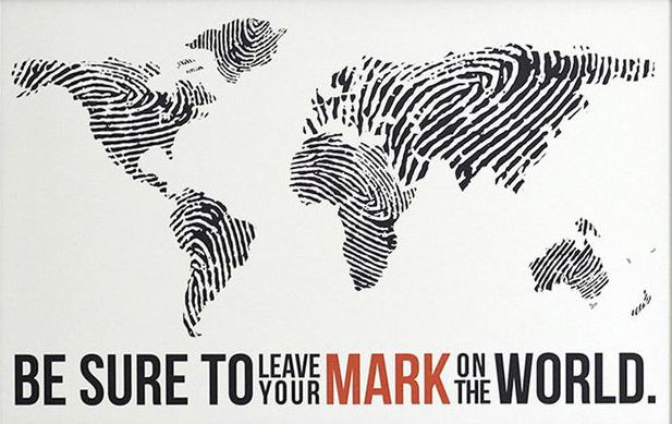 Theme Make Your Mark Ideas Show How Were Changing The Worldour