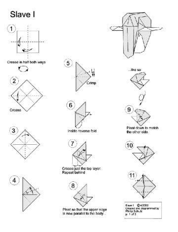 A 10 Diagram Origami Car Wiring Diagrams Explained