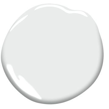 Misty Gray 2124 60 Benjamin Moore True
