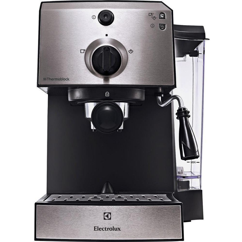 Espressor Electrolux EEA111, 1470 W, 15 bar, 1.25 l, Negru