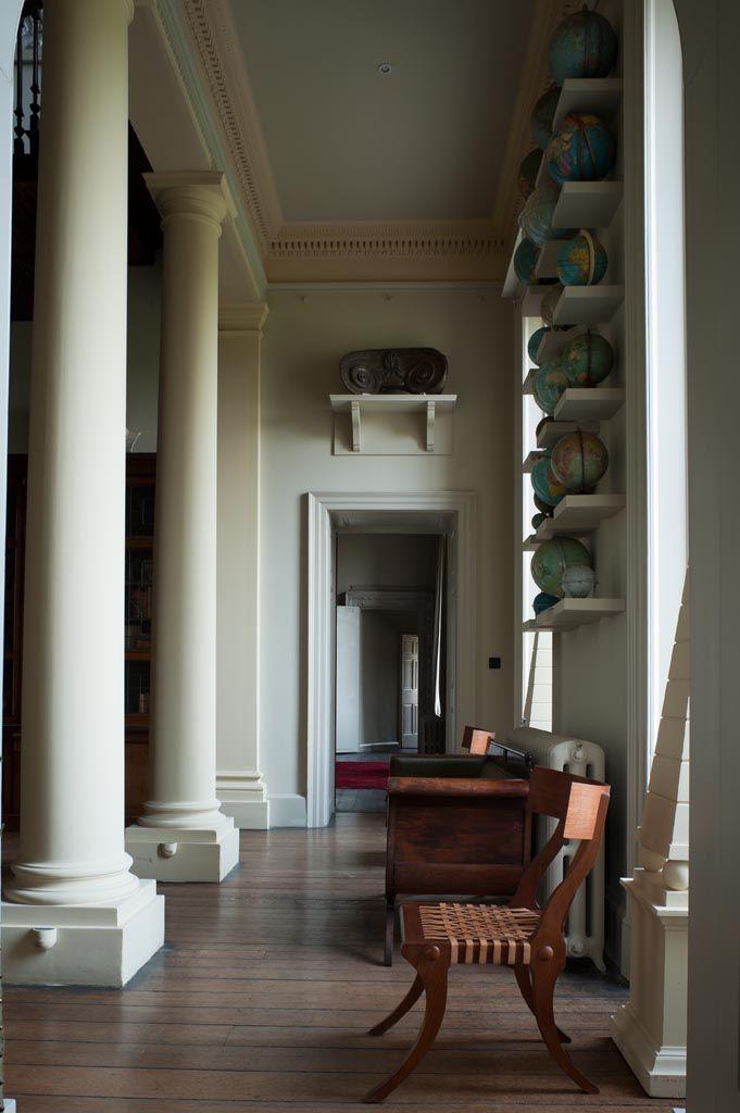 Chatsworth House Interior Layout: Francoise Sinclair Interior Design