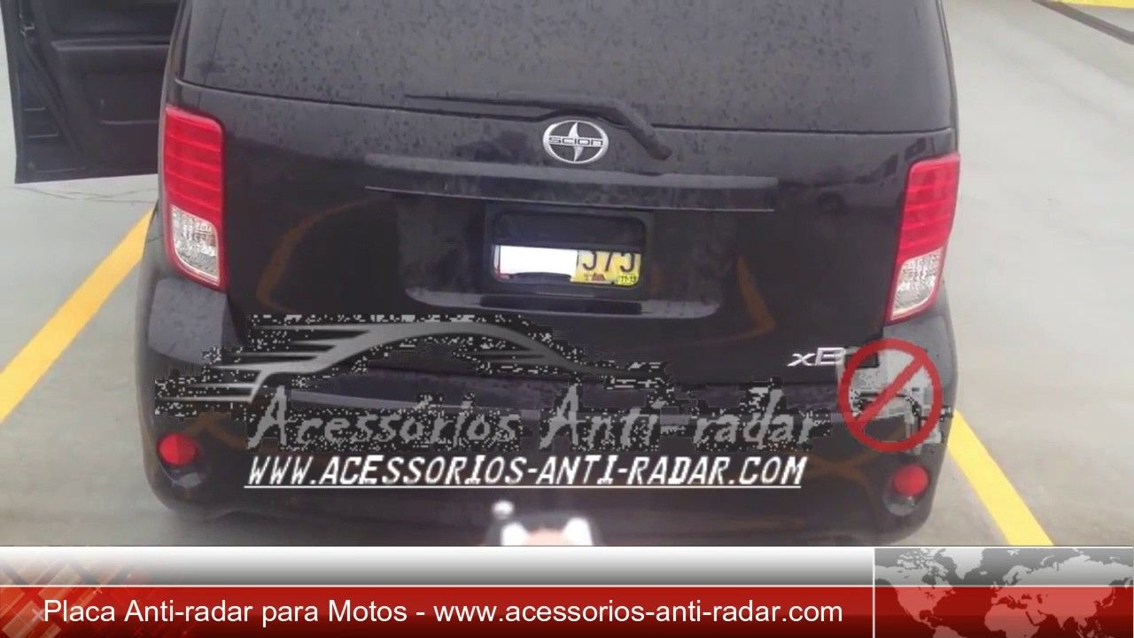 Number Plate Automatic Anti Radar Car And Motorcycle