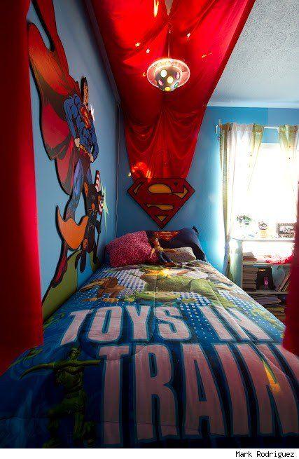 Superhero Room Design: Pin On For Nathaniel