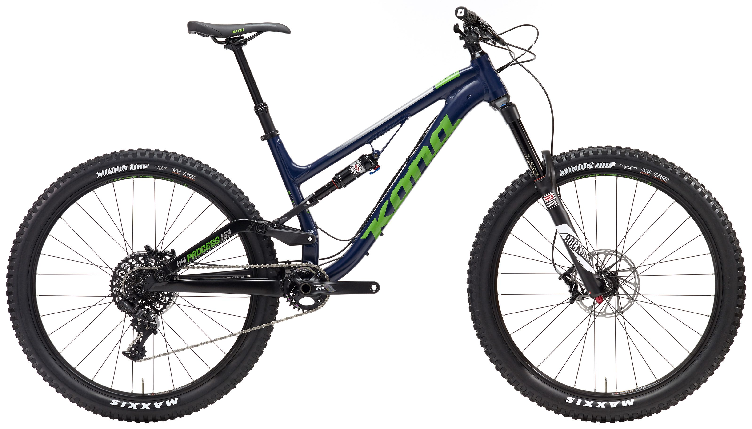 dddd492ae Bike Kona Process 253 - 27.5