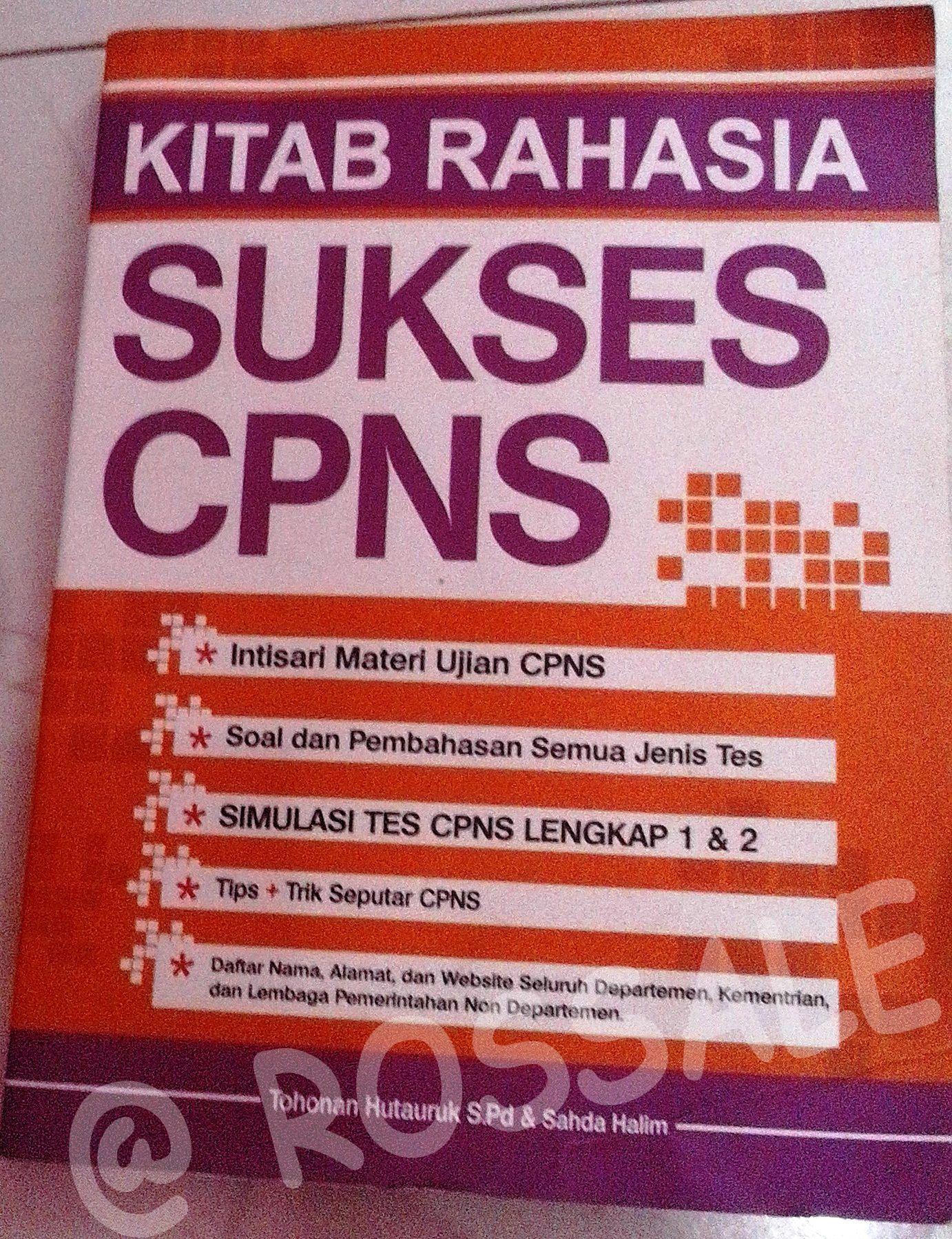 Pembahasan Soal Cpns 2005 Revisi Sekolah
