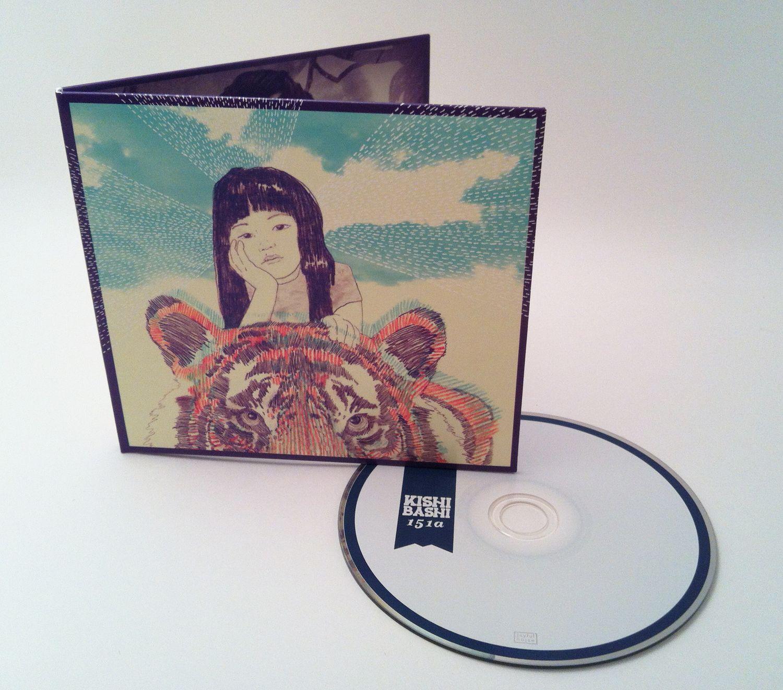 Kishi Bashi Record  // 151a // Joyful Noise Recordings