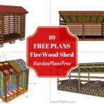 Deer Stand Plans 4x8 Free PDF Download