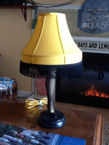 leg lamp from the movie a christmas story holiday collectibles replica gag gifts ebay - Christmas Story Leg Lamp Replica