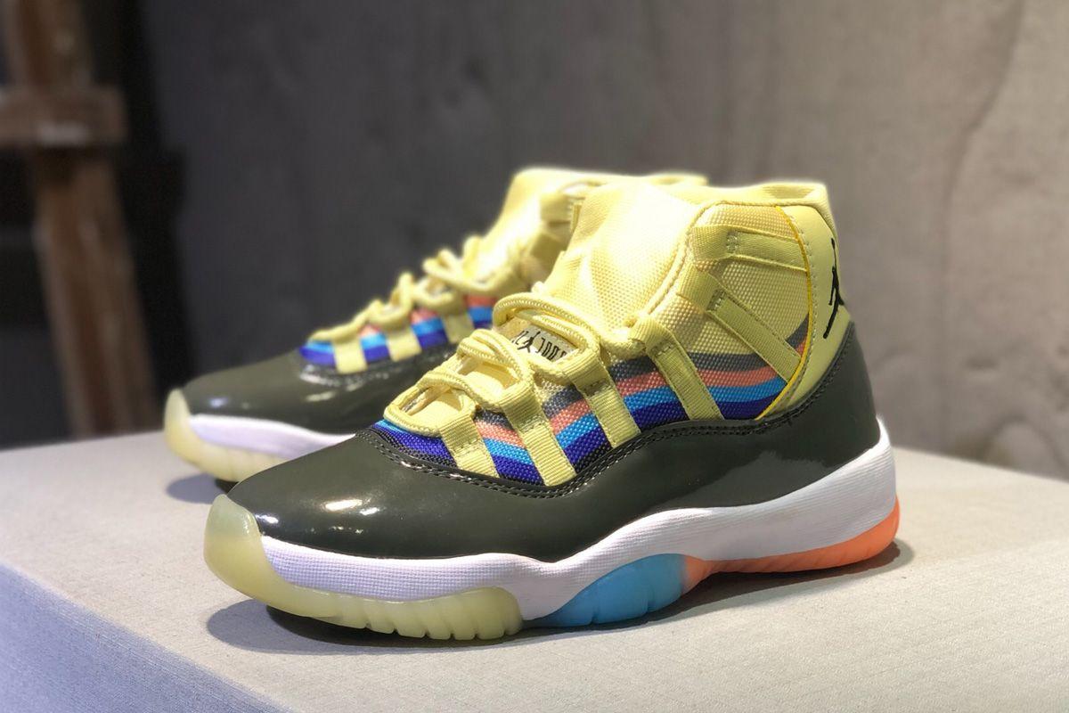Sean Wotherspoon x Air Jordan 11 Custom