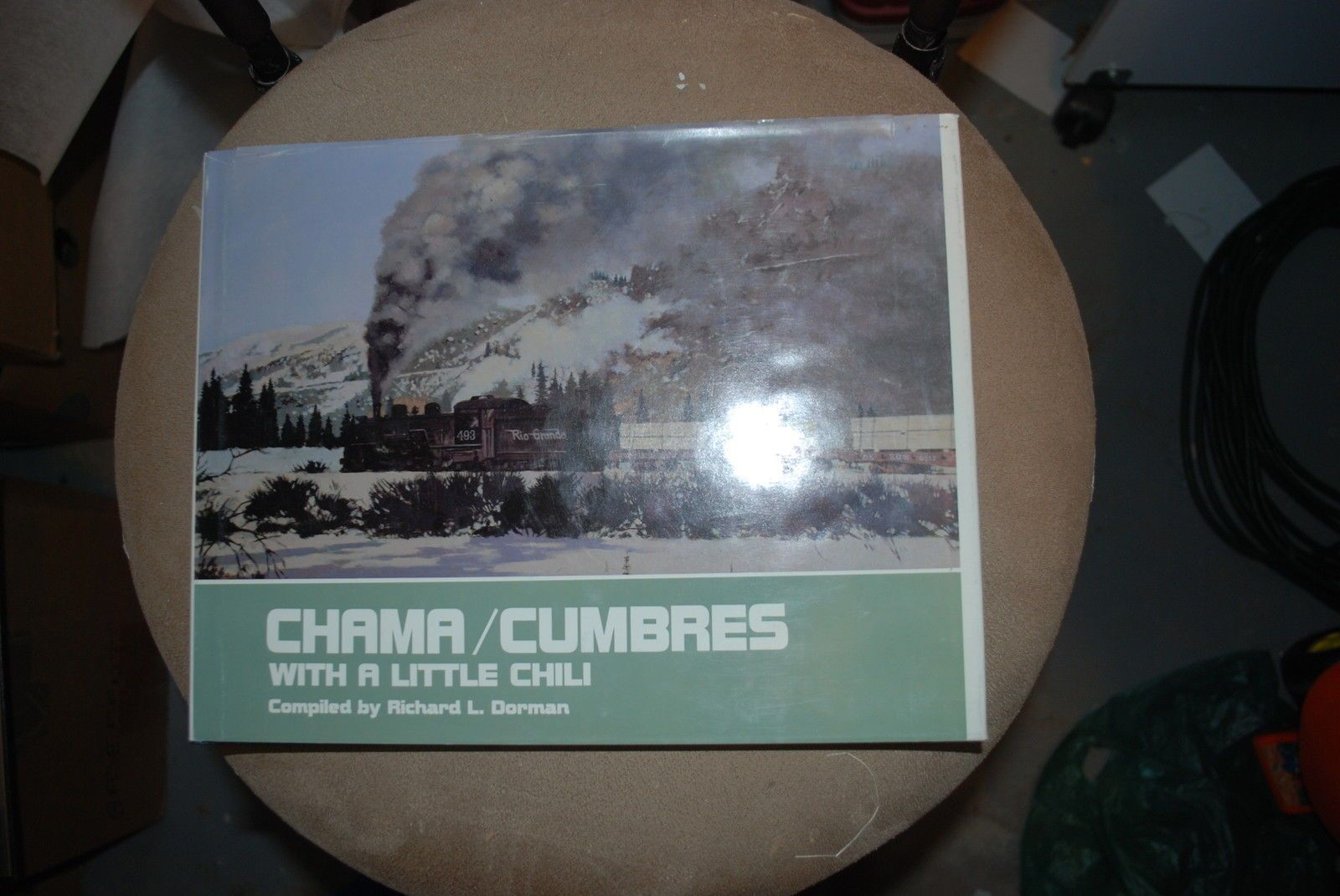 Chama/cumbres With A Little Chili By Richard L. Dorman