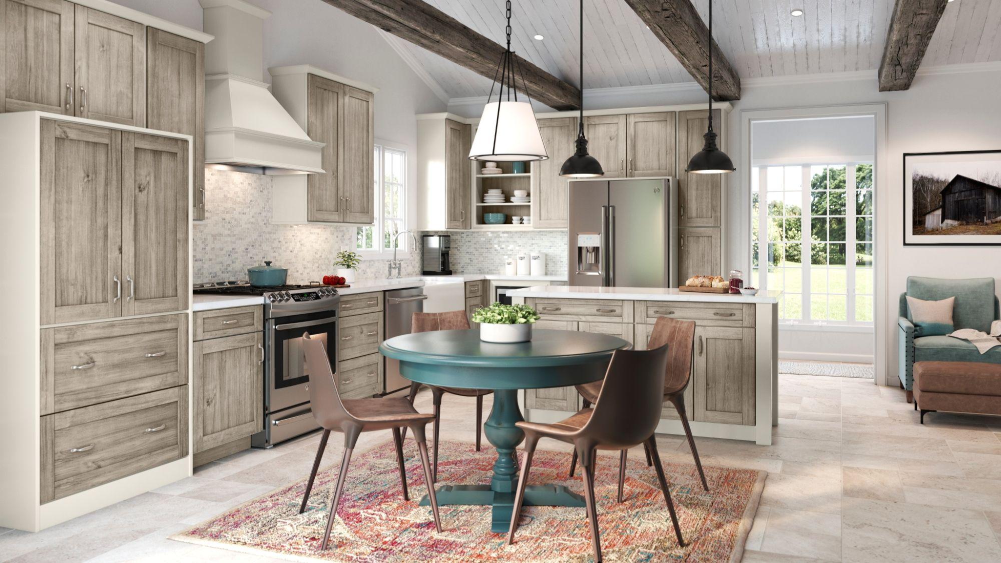 Shenandoah Cabinets - Mission | Dream kitchen in 2019 ...