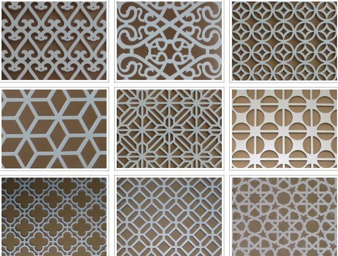 Wood Decorative Panels WB Designs - Wood Decorative Panels WB Designs