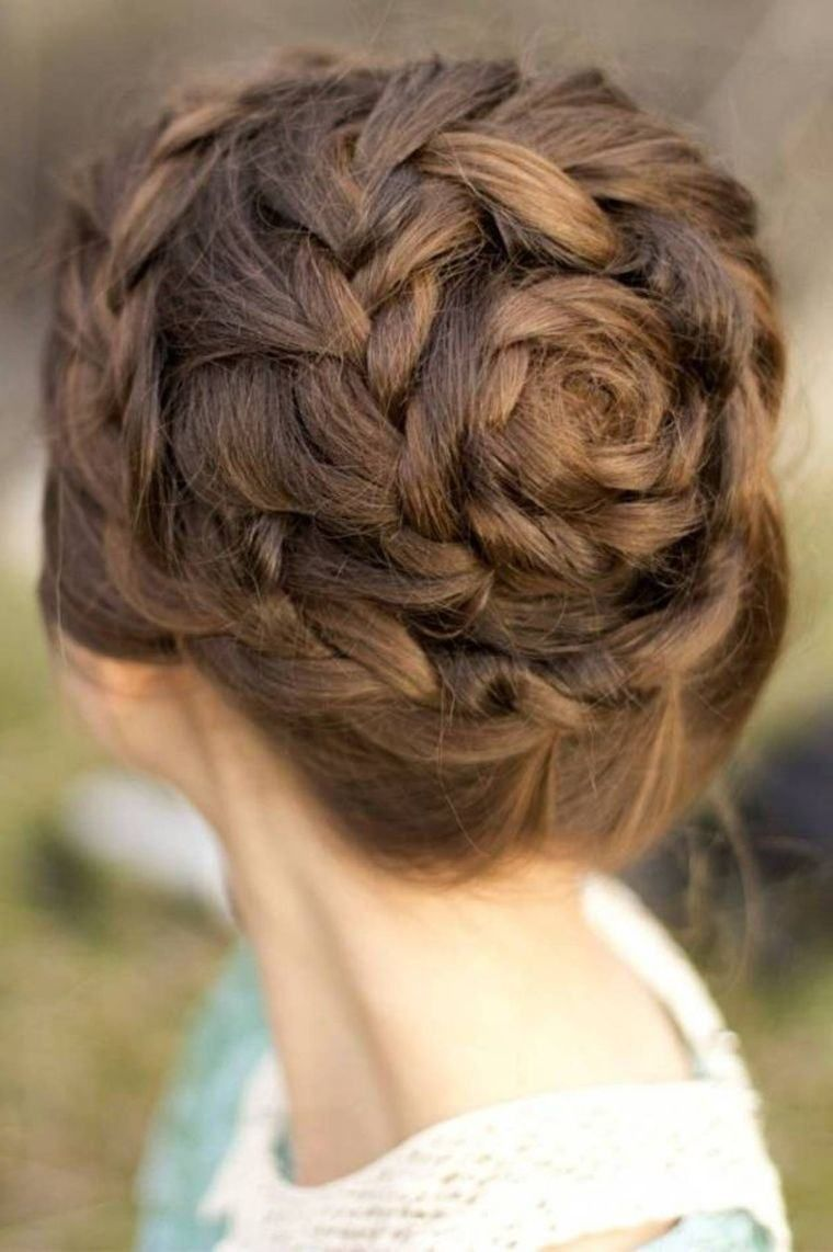 24 easy braid hairstyle tips for women casual updos for