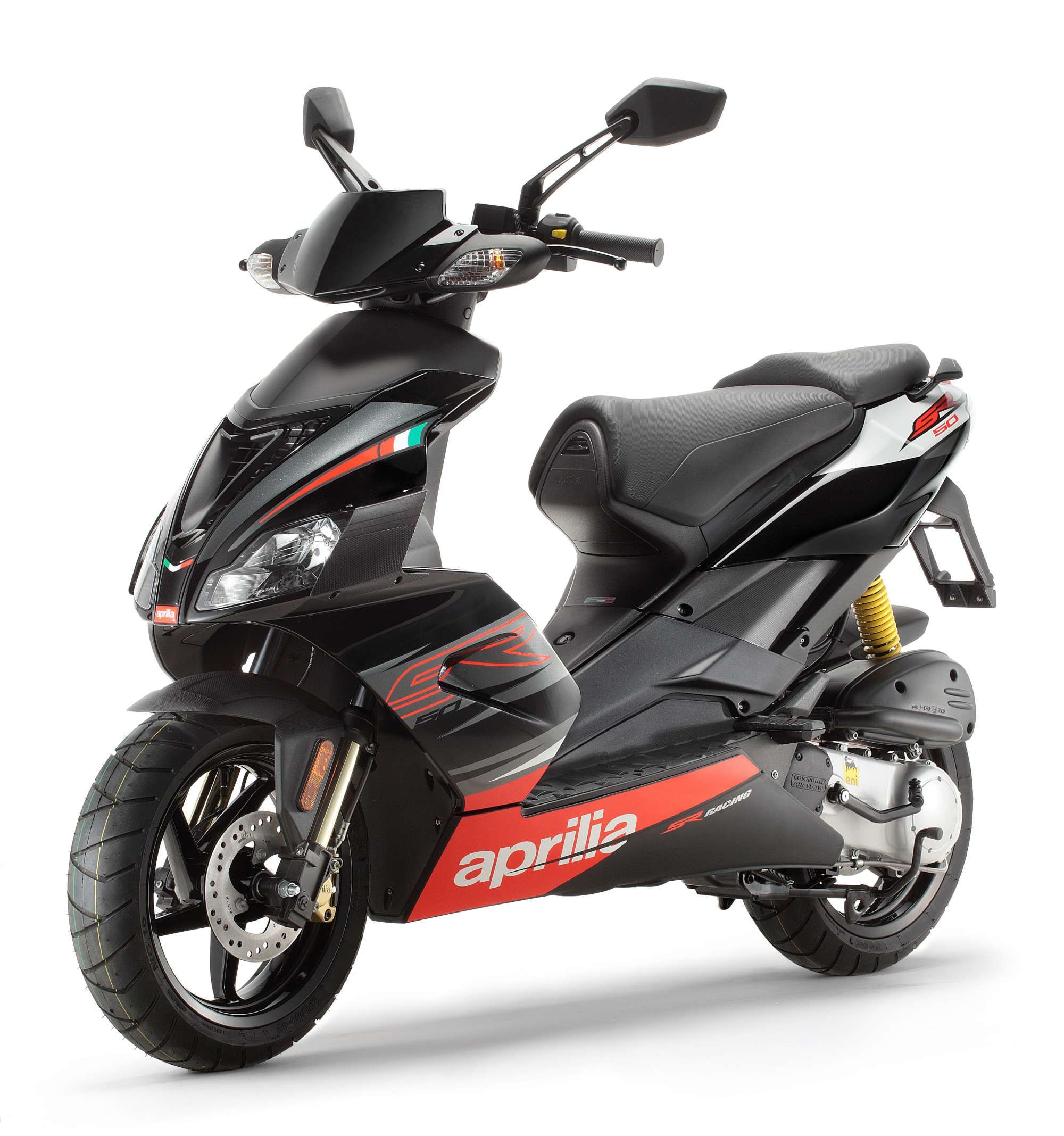Aprilia Scarabeo has always been a special scooter, revamped model